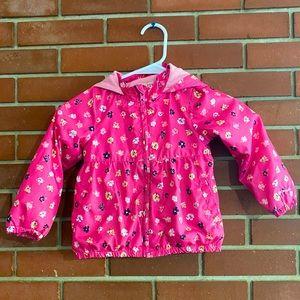 OshKosh Fleece-Lined Jacket Size 3T